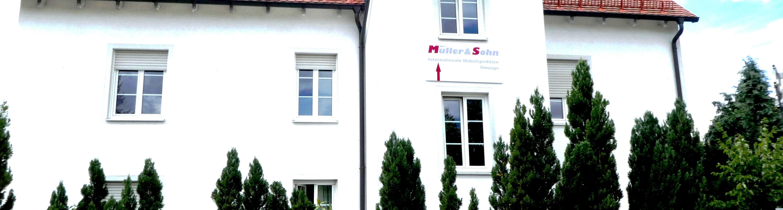 Firmensitz Lerchenauerstraße München